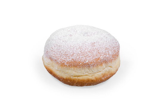 Berliner with fruit filling 70g
