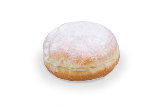 Berliner with fruit filling 60g