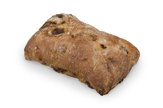 Nut and raisin roll 100g