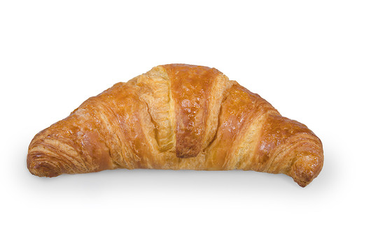 Custard curved grandcroissant 90g