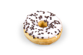 Donut glaze and filling white 70g