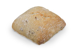 Bread roll six-cereals 57g