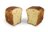 Brioche sugar 430g (sliced)